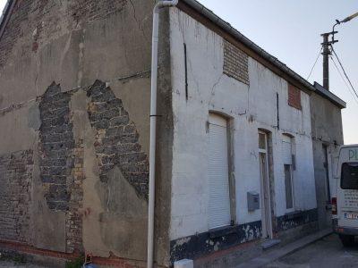 Gevel renovatie, buitenbepleistering rond Moerbeke Waas